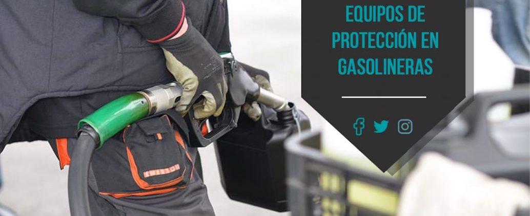 Medidas de protección en las gasolineras