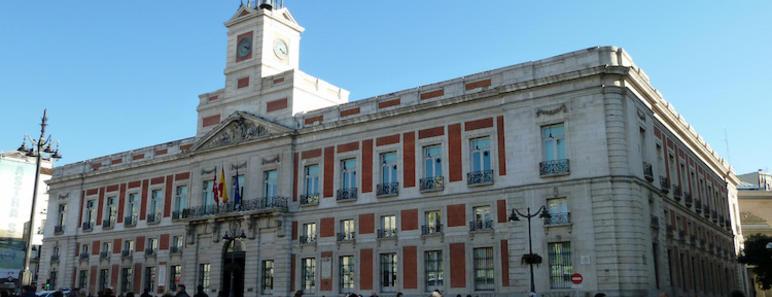 Real Casa de Correos de Madrid