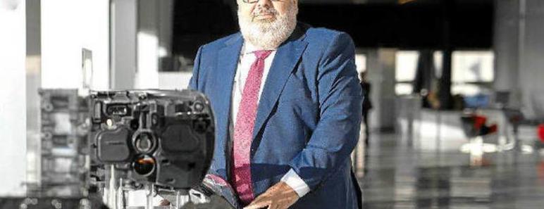 José Esmoris. (Borja Guerrero)